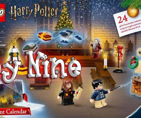 LEGO Harry Potter Advent Calendar Day 9 – 75946