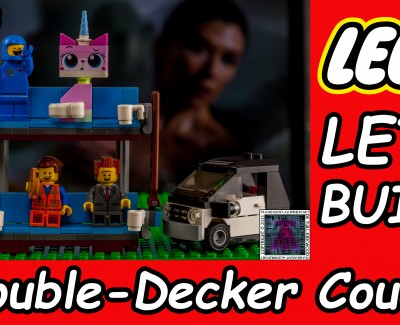 LEGO Lets Build – Double-Decker Couch 70818