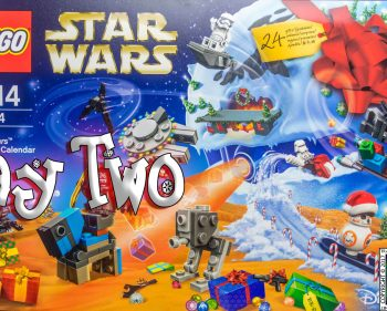 LEGO Star Wars Advent Calendar Day 2 -75184