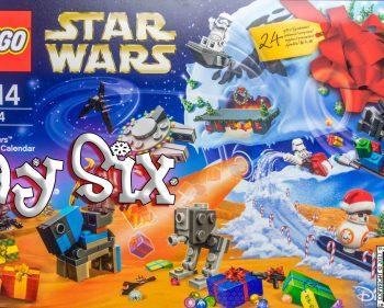 LEGO Star Wars Advent Calendar Day 6 -75184