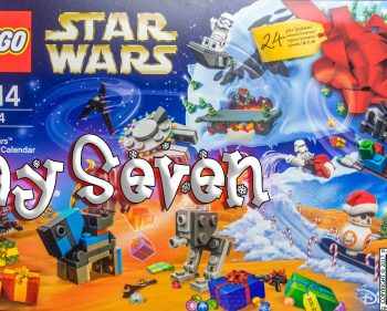 LEGO Star Wars Advent Calendar Day 7 -75184