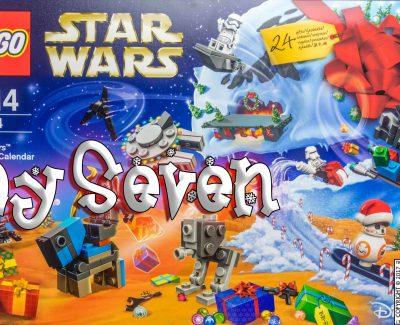 LEGO Star Wars Advent Calendar Day 7 -75184