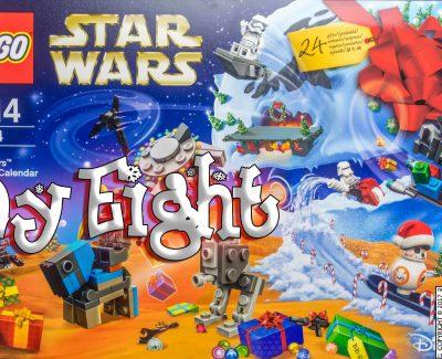 LEGO Star Wars Advent Calendar Day 8 -75184