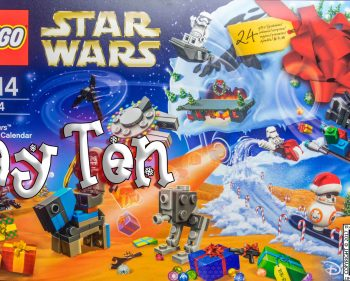 LEGO Star Wars Advent Calendar Day 10 -75184