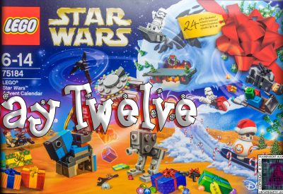 LEGO Star Wars Advent Calendar Day 12 -75184