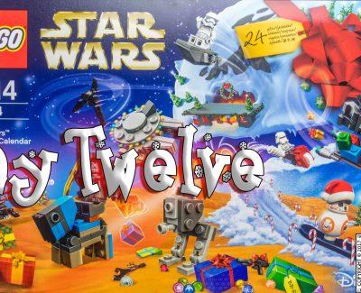 LEGO Star Wars Advent Calendar Day 12 -75184