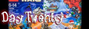 LEGO Star Wars Advent Calendar Day 20 -75184