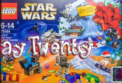 LEGO Star Wars Advent Calendar Day 20 -75184