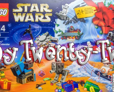 LEGO Star Wars Advent Calendar Day 22 -75184