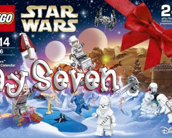 LEGO Star Wars Advent Calendar Day 7 -75146