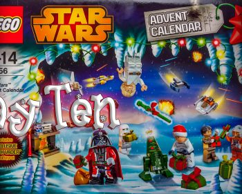 LEGO Star Wars Christmas Calendar Day 10