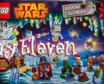 LEGO Star Wars Christmas Calendar Day 11
