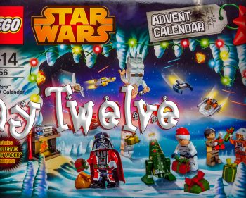 LEGO Star Wars Christmas Calendar Day 12