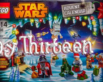 LEGO Star Wars Christmas Calendar Day 13