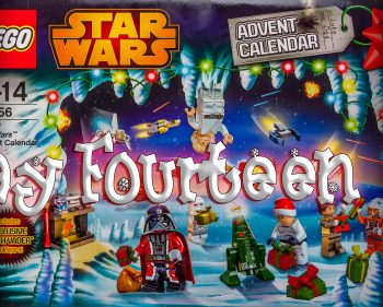 LEGO Star Wars Christmas Calendar Day 14
