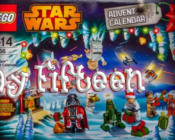 LEGO Star Wars Christmas Calendar Day 15