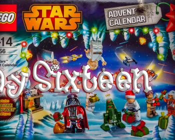 LEGO Star Wars Christmas Calendar Day 16