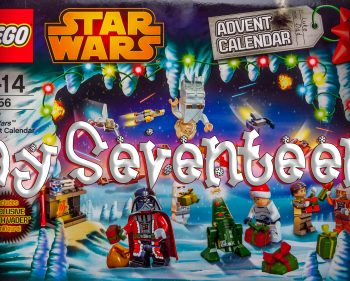 LEGO Star Wars Christmas Calendar Day 17