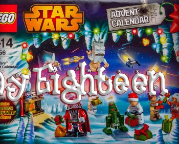 LEGO Star Wars Christmas Calendar Day 18