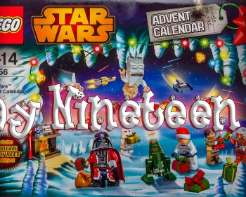 LEGO Star Wars Christmas Calendar Day 19