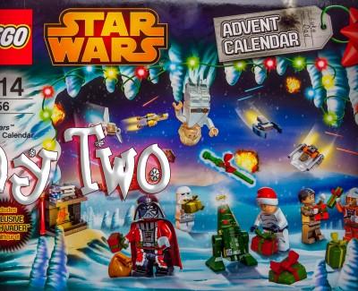 LEGO Star Wars Christmas  Calendar Day 2