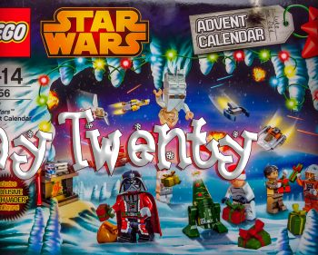 LEGO Star Wars Christmas Calendar Day 20
