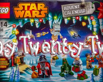 LEGO Star Wars Christmas Calendar Day 22