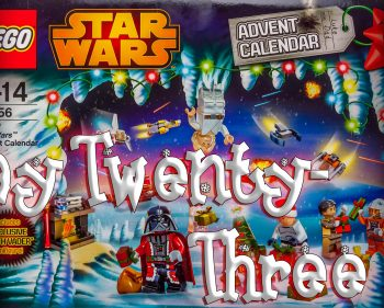 LEGO Star Wars Christmas Calendar Day 23