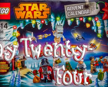 LEGO Star Wars Christmas Calendar Day 24
