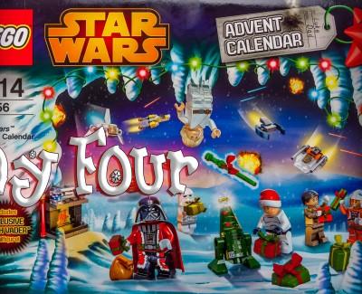 LEGO Star Wars Christmas Calendar Day 4