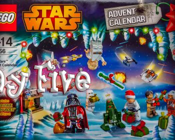 LEGO Star Wars Christmas Calendar Day 5
