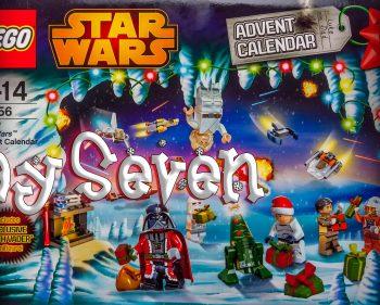 LEGO Star Wars Christmas Calendar Day 7