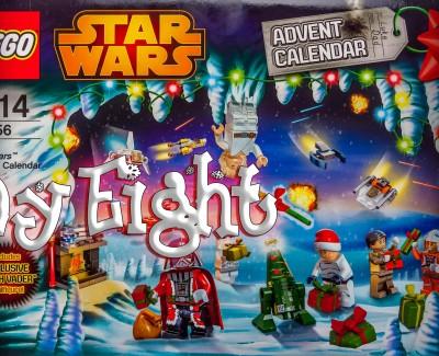 LEGO Star Wars Christmas Calendar Day 8