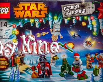LEGO Star Wars Christmas Calendar Day 9