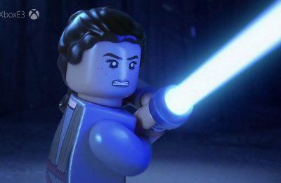 LEGO Star Wars – The Skywalker Saga – E3 2019