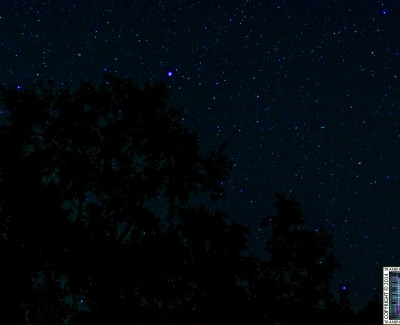 The Stars From My Window
