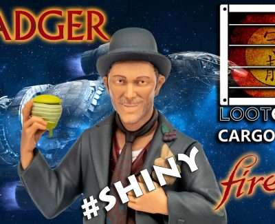 Firefly Cargo Crate 11 – Badger