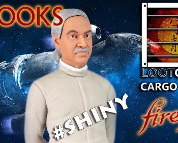 Firefly Cargo Crate 7 – Shepherd Books