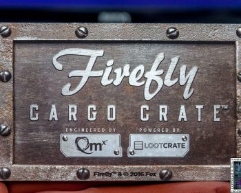 Loot Cargo Crate Founders Pin Photos