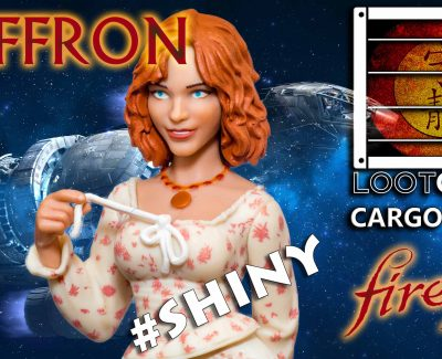 Firefly Cargo Crate – Saffron