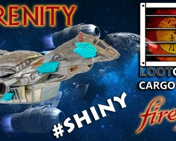 Firefly Cargo Crate – Serenity