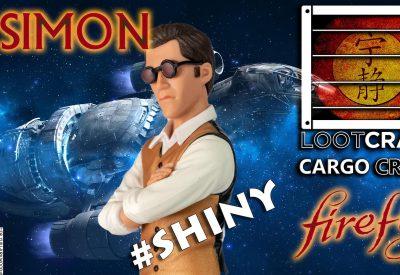 Firefly Cargo Crate 9 – Simon Tam