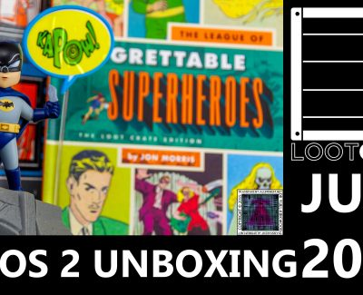 Loot Crate – July 2015 Heroes 2