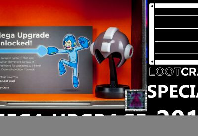 Loot Crate Special – Mega Upgrade Special 2015