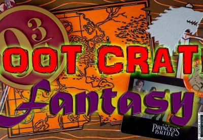 Loot Crate – April 2015 Fantasy