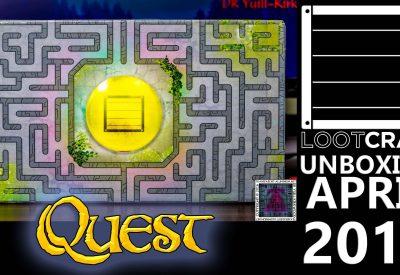 Loot Crate April 2016 Quest