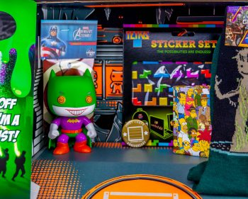 Loot Crate – December 2014 Anniversary Photos