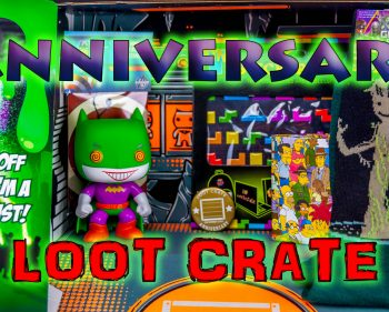 Loot Crate – December 2014 Anniversary