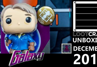 Loot Crate – December 2015 Galaxy