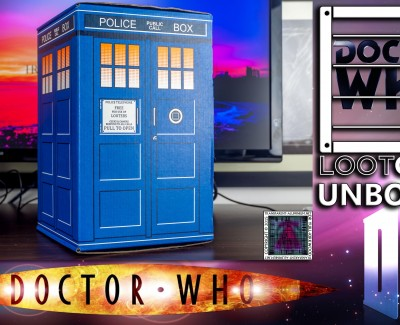Loot Crate Special – Doctor Who Limited Edition